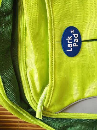 Larkpad(乐客派)中小学生书包男女生1-3-6年级超轻减负儿童双肩背包补习袋套装 苹果绿4-6年级中学生 晒单图