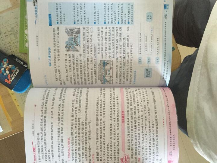2016春 教材全解快乐购套装 四年级下 语文人教+数学人教+全解同步作文(套装共3册) 晒单图