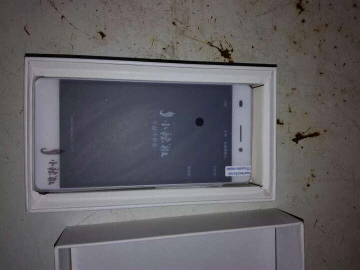 小辣椒 红辣椒XM-T Pro  移动4G智能手机 双卡双待 灰色 晒单图