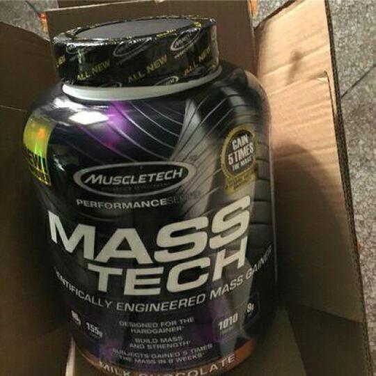 肌肉科技蛋白粉乳清健身增重增肌粉 2磅乳清蛋白粉+白金肌酸400g 晒单图