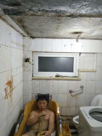宅师傅(ZHAISHIFU)宅师傅木桶 浴桶泡澡桶 沐浴桶洗澡木桶洗澡盆成人浴缸香柏木厚边 1.6米标准配置 晒单图