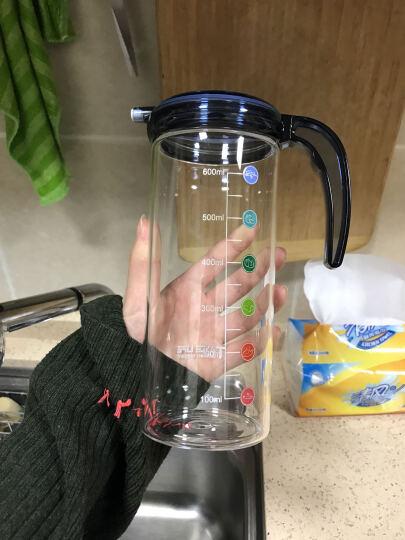 玻璃防漏控油壶厨房用品食用油桶调味罐酱油瓶