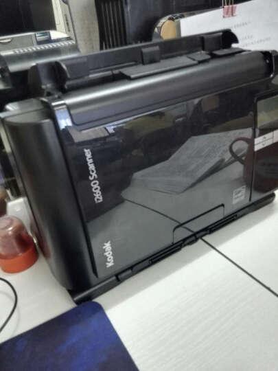 柯达(Kodak) i2600扫描仪a4高速双面馈纸式 高清自动50页/100面 晒单图