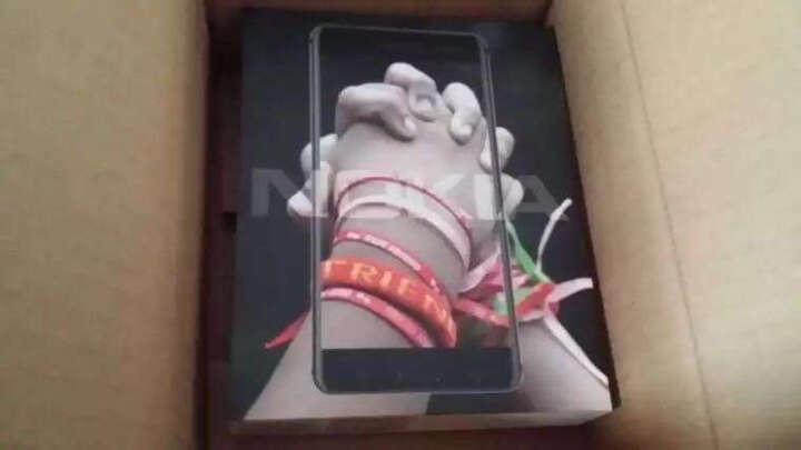 诺基亚6 (Nokia6) 4G手机 银色 全网通 4GB+64GB 晒单图