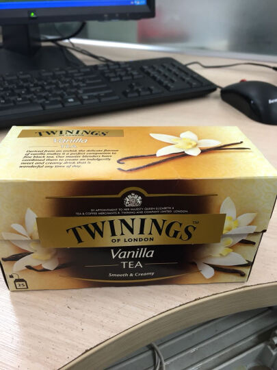 twinings英国川宁香草果香