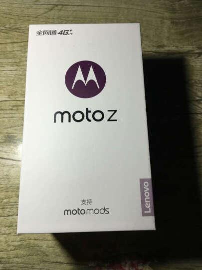 摩托罗拉 motorola z 4GB+64GB 模块化手机 流金黑 移动联通电信4G手机 双卡双待 晒单图