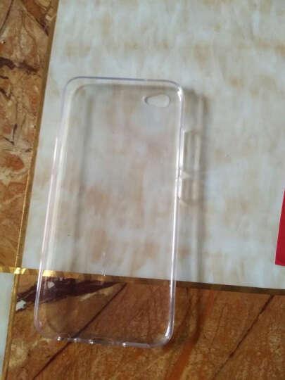 魅绚 魅绚 vivox9/plus手机壳保护套黑色磨砂软壳 适用于x9/x9plus 钻石超人-X9 晒单图