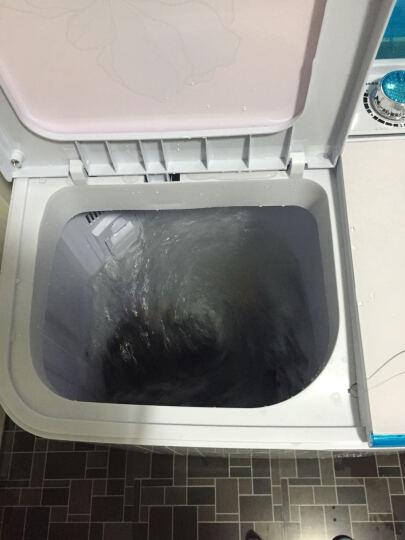 小鸭 XPB30-1606ES 3.0Kg 迷你半自动双缸波轮洗衣机  晒单图