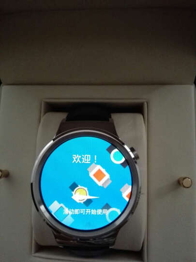 【砍价送11件套】华为手表watch 2 智能手表 蓝牙无线心率监测智能穿戴运动计步器 watch 2 蓝牙版 碳晶黑 晒单图