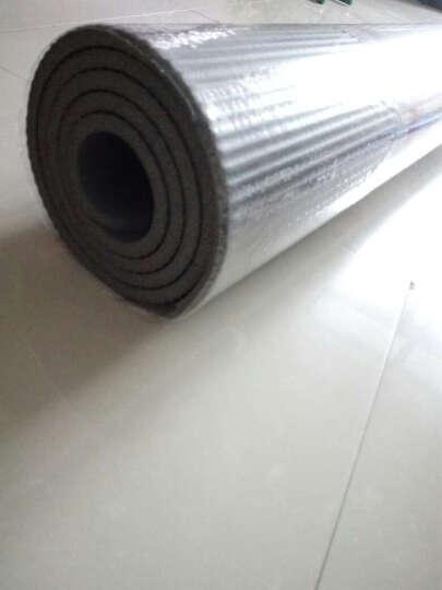 弥雅(MIYA UGO)升级版瑜伽垫185*80cm 加长加宽加厚健身运动垫子 10mm紫色(含绑带网包) 晒单图