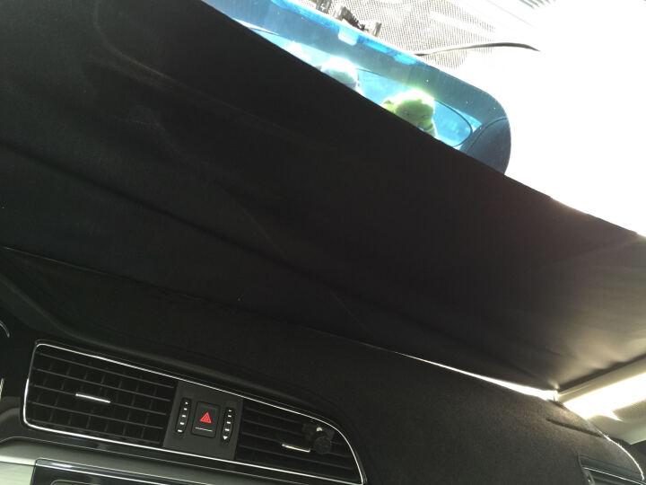 万乐 汽车遮阳帘 自动伸缩遮阳挡 太阳挡 汽车前挡防晒隔热 汽车用遮阳挡 汽车遮阳罩伞 WL前挡遮阳帘 C536 晒单图