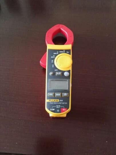 福禄克(FLUKE) F319 测试INRUSH 启动电流  1000A钳形表万用表 F317 (600V真有效值) 晒单图