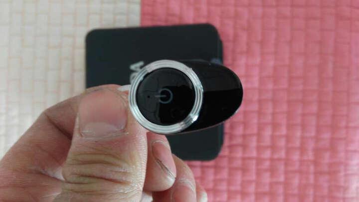米亚达 无线蓝牙耳机 隐形迷你车载跑步运动耳塞式 苹果7小米OPPO华为VIVO三星通用 标配玫瑰粉 晒单图