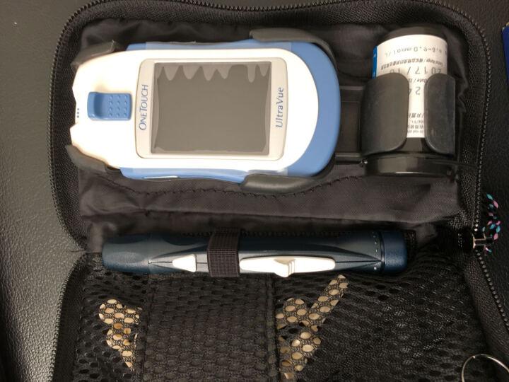 强生(Johnson) 强生血糖试纸血糖仪家用 倍优血糖仪器+50片试纸 晒单图