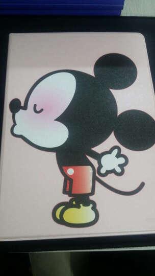 插画师 苹果iPad Air2/6保护套/壳 卡通防摔皮套 迪士尼插画师系列 米奇么么哒【不适用iPad Air和iPad2】 晒单图