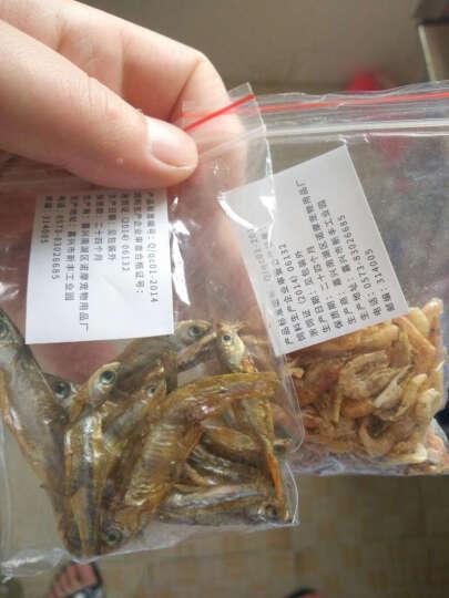 龟粮巴西龟鳄龟草龟饲料水龟粮虾干鱼干面包虫干龟食幼龟补钙养龟专用饲料 中颗粒500g 晒单图