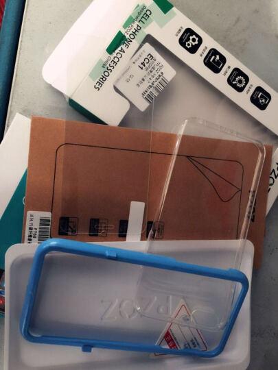 PZOZ  苹果6s手机壳保护套iPhone6s/6sPlus防摔软硅胶全包 淡紫色-6P/6SP(5.5英寸) 晒单图
