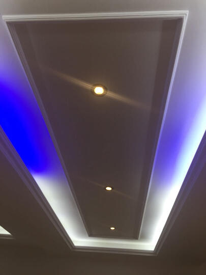 飞利浦(PHILIPS) LED射灯 闪熠 镍色 3W中间光 晒单图