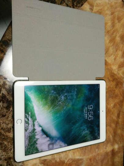 亿色(ESR) 苹果iPad Air2/6保护套/壳 轻薄防摔三折支架皮套 咔Q系列 动感绿超人【不适用iPad Air和iPad2】 晒单图