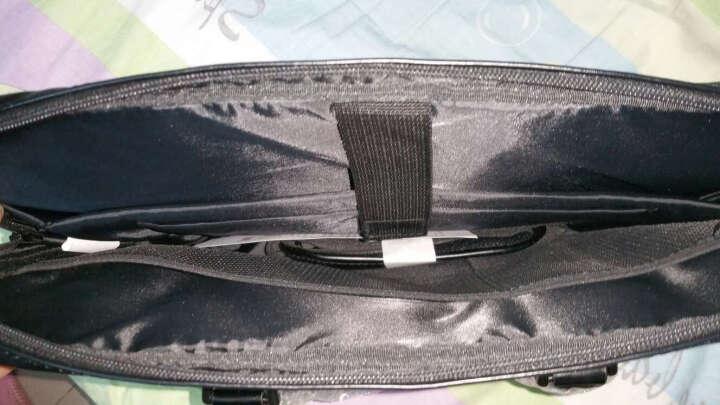 ThinkPad(4X40L08937)皮质单肩背包T300 晒单图