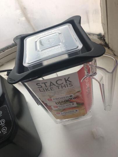 美国进口 布兰泰Blendtec 560/625/725 破壁榨汁机全营养多功能调理料理机 Blendtec 725 白色 晒单图