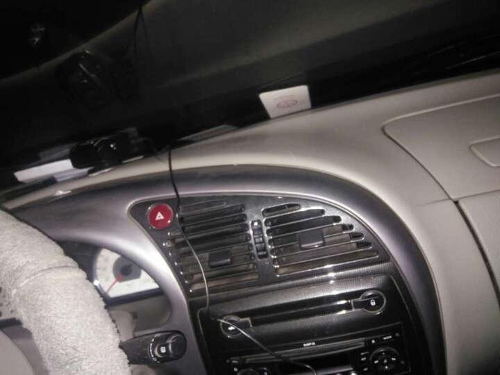 征服者新款电子狗GPS-800S一键自动升级流动固定测速雷达安全预警仪无线一体机车载区间测速隐形 官方正品 晒单图