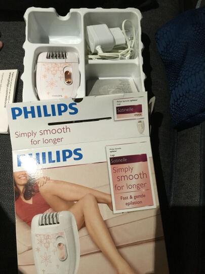 飞利浦(PHILIPS)BRE210 脱毛器 女士腿部可水洗刀头脱毛器(非剃毛) 晒单图