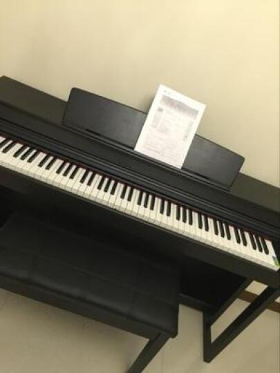 美德威 电钢琴88键重锤电子钢琴儿童青少年MP系列智能数码专业电钢 黑色 均码 晒单图