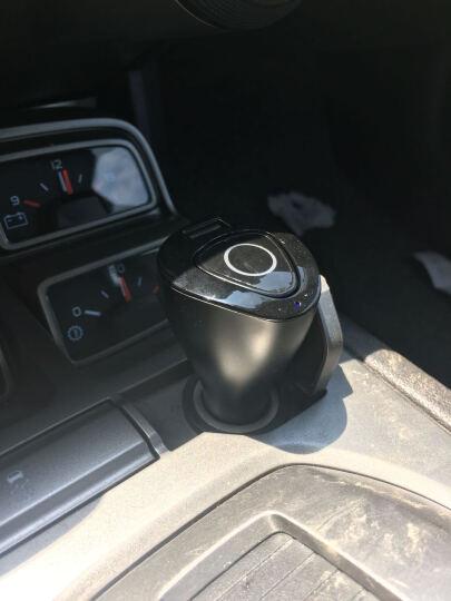 ROCK洛克 车载蓝牙耳机车载充电器二合一 蓝牙4.0 白色 晒单图