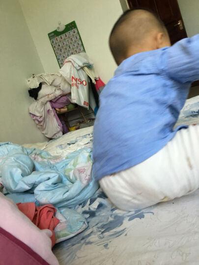巴拉巴拉童装男童毛衣长袖小童宝宝线衣秋新款幼童针织衫 深蓝灰 80 晒单图