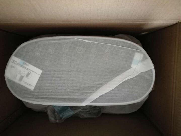 海信(Hisense)空气净化器 KJ400F-NAJ 香槟金烤漆 纳米水离子杀菌 晒单图