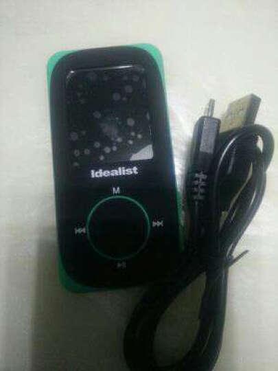 理想星(ldealist)mp3播放器学生迷你随身听运动MP3 HIFI无损音乐播放器 蓝色8G 晒单图