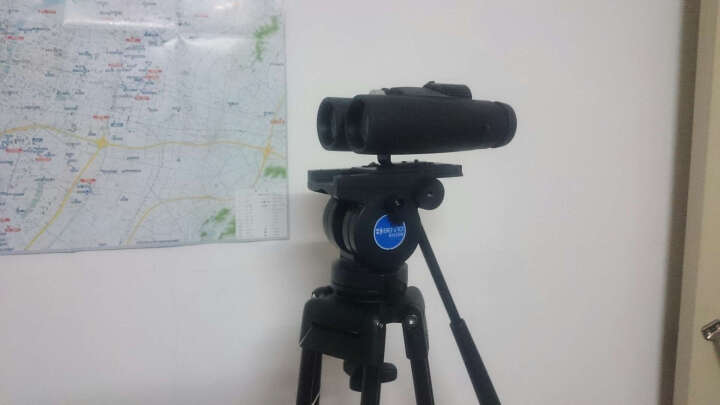 百诺(Benro)摄像机三脚架 KH26NL 单反三脚架 铝合金 专业摄像机液压云台 多功能摄影摄像三角架云台套装 晒单图