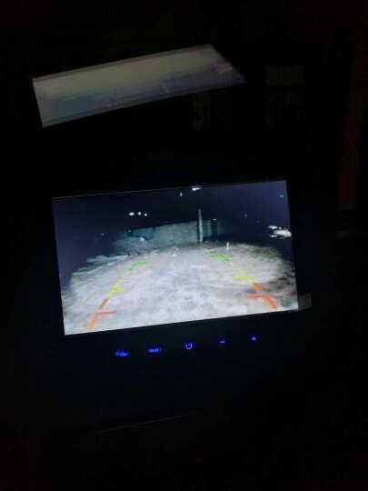 邦道尼 车载汽车可视倒车雷达影像一体 真人语音4探头 夜视高清倒车视频影像系统简易自己装 12V用7寸后视镜式mp5+蓝牙+摄像头+简易线7 晒单图
