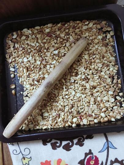 300张多色可混色牛轧糖包装纸包糖果纸食品油纸糯米纸烘焙包装袋 水彩绿叶牛扎糖纸(200张) 晒单图