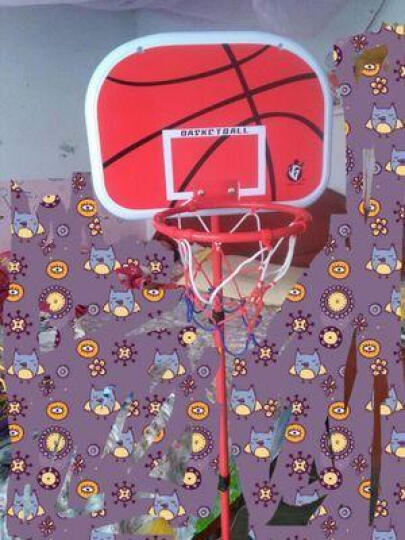 勾勾手 儿童篮球架可升降 室内球类运动男孩女孩健身玩具小孩户外铁杆投篮架 1.7米篮球架 晒单图