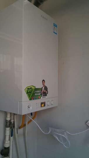 圣都阳光 A2燃气壁挂炉一级能效 分段冷凝壁挂炉天然气家用采暖洗浴两用热水暖气地暖锅炉采暖炉 手机控制/板换28KW/120-240平米/包安装 天然气 晒单图