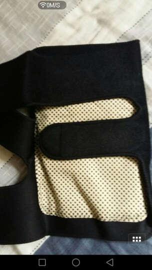 普立(PULI) 自发热保暖护膝护腰带 男女秋冬款 秋冬款自发热护膝(一对) 晒单图