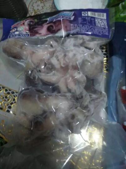 京鲁远洋 冷冻韩式脆章鱼 300g 袋装 海鲜水产 晒单图