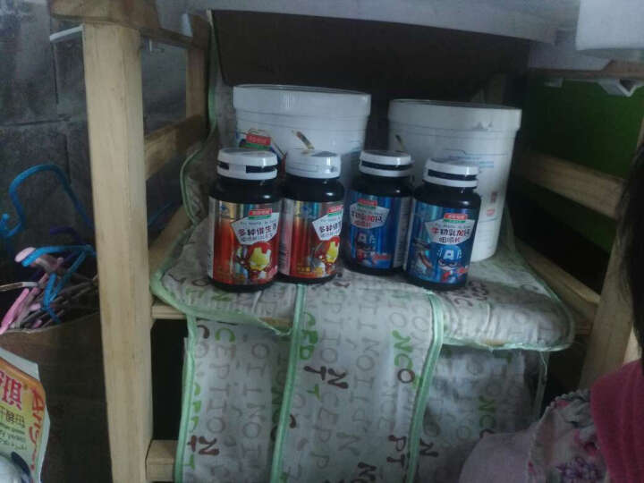 汤臣倍健牛初乳粉500mg/袋×60袋  提高免疫力  晒单图