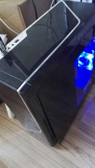 AOC F811/D  黑色  Mini机箱 (支持M-ATX主板/原生USB3.0/侧透板/支持长显卡) 晒单图