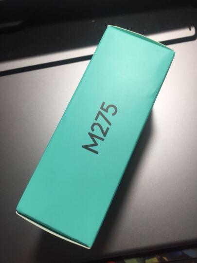 罗技(Logitech)M275 无线鼠标(黑色)+K230 无线键盘 键鼠套装 晒单图