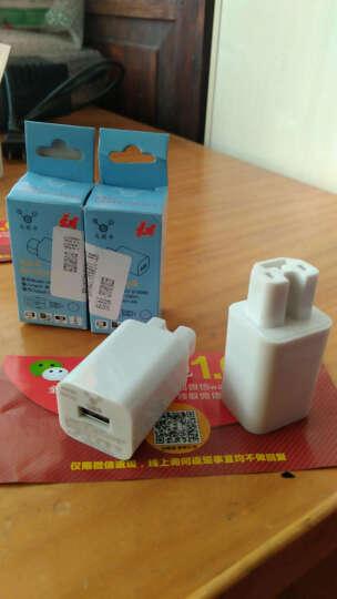 凤燕 电动车车载手机充电器48v60v72v 电瓶车车载USB充手机转换器接头1A 2A 实用款2A +安卓线 数据线 晒单图
