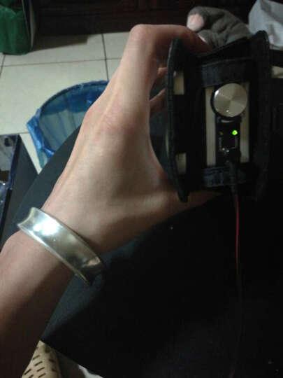 天龙(DENON)DA-10 带USB-DAC高保真便携式解码器兼耳放耳机放大器(银色) 晒单图