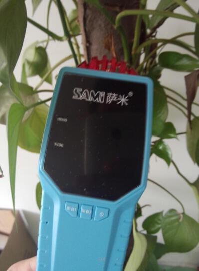 萨米 家用测甲醛检测仪器 室内空气质量甲醛测试仪器 甲醛检测盒自 装修污染检测试纸 晒单图