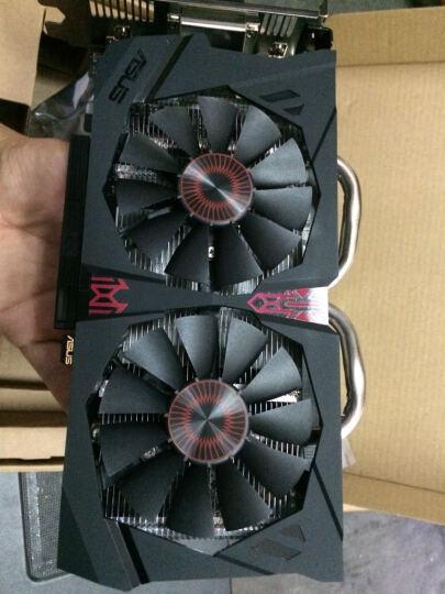华硕(ASUS)猛禽STRIX-GTX950-DC2OC-2GD5-GAMING 1355MHz/6610MHz 2GB/128bit DDR5 PCI-E 3.0 显卡 晒单图