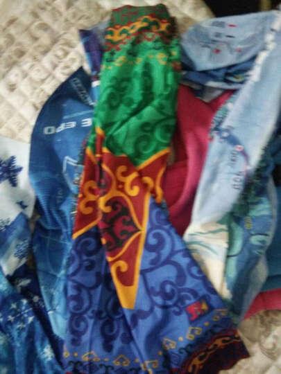 酷改(Coolchange) 酷改自行车魔术头巾骑行面巾款防晒冬季面罩户外围脖骑行装备 雪花(买3免1) 晒单图