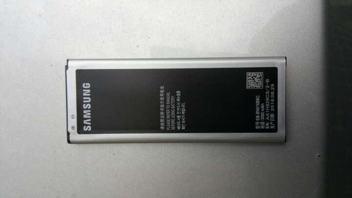 三星(SAMSUNG)note4原装正品电池n9100手机电池板N9109W N9108V 晒单图