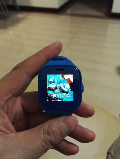 华为 HUAWEI 迪士尼儿童智能手表 美国队长 (GPS定位电话通话防水彩屏插卡手机手环小学生男孩女孩礼物) 晒单图