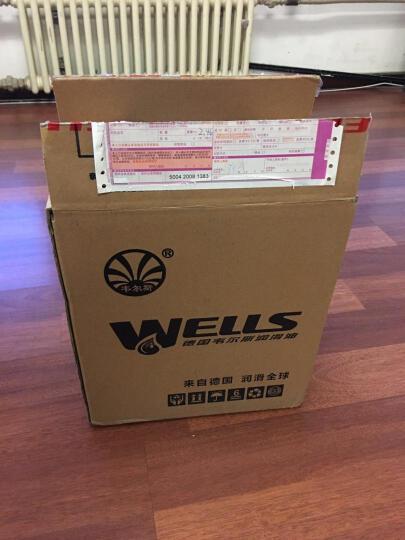 Wells韦尔斯润滑油 四冲程4T全合成摩托车机油 M600 SM级 1L 5W-30 晒单图